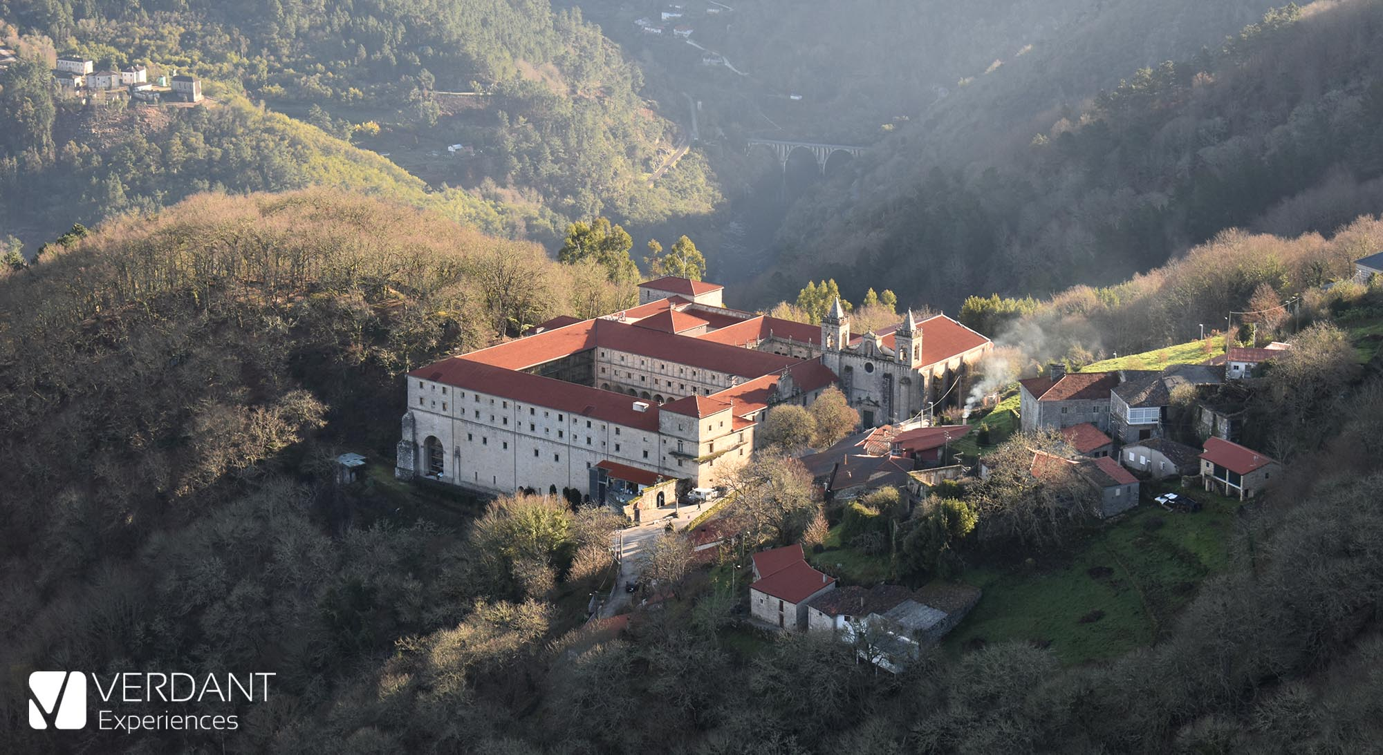 Monastery of Santo Estevo