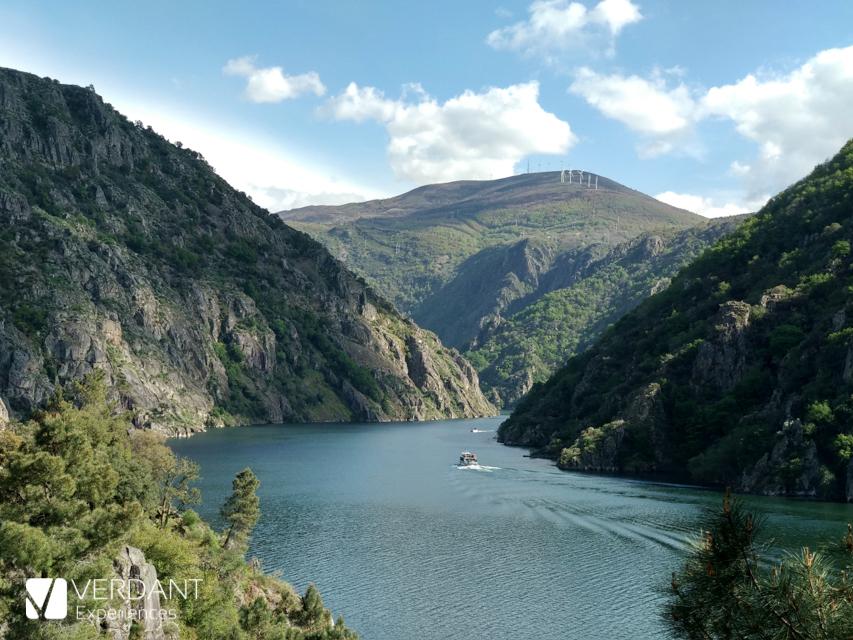 Ribeira Sacra viewpoints: Cabezoás